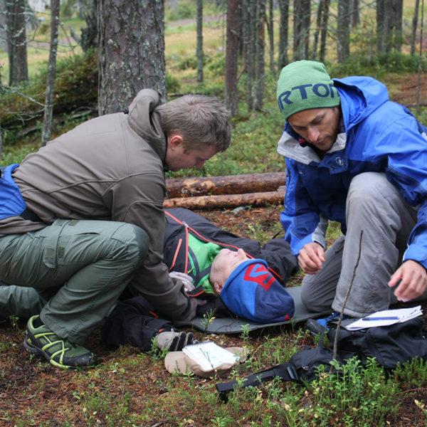 Wilderness First Aid (WFA)   Global Emergency Medics